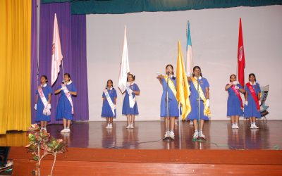 Investiture Ceremony-Growing to be leaders who make a difference.